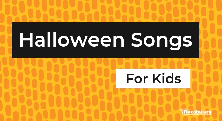 Halloween Songs For Kids To Sing Along To