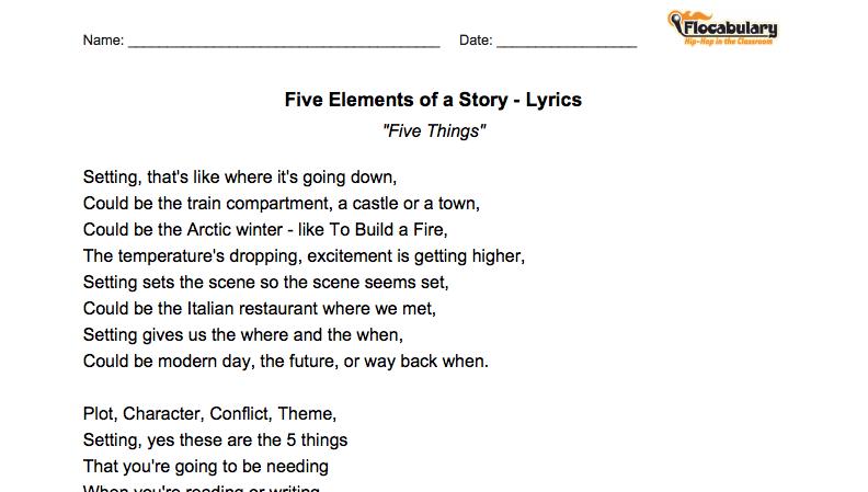 it look like lyrics: