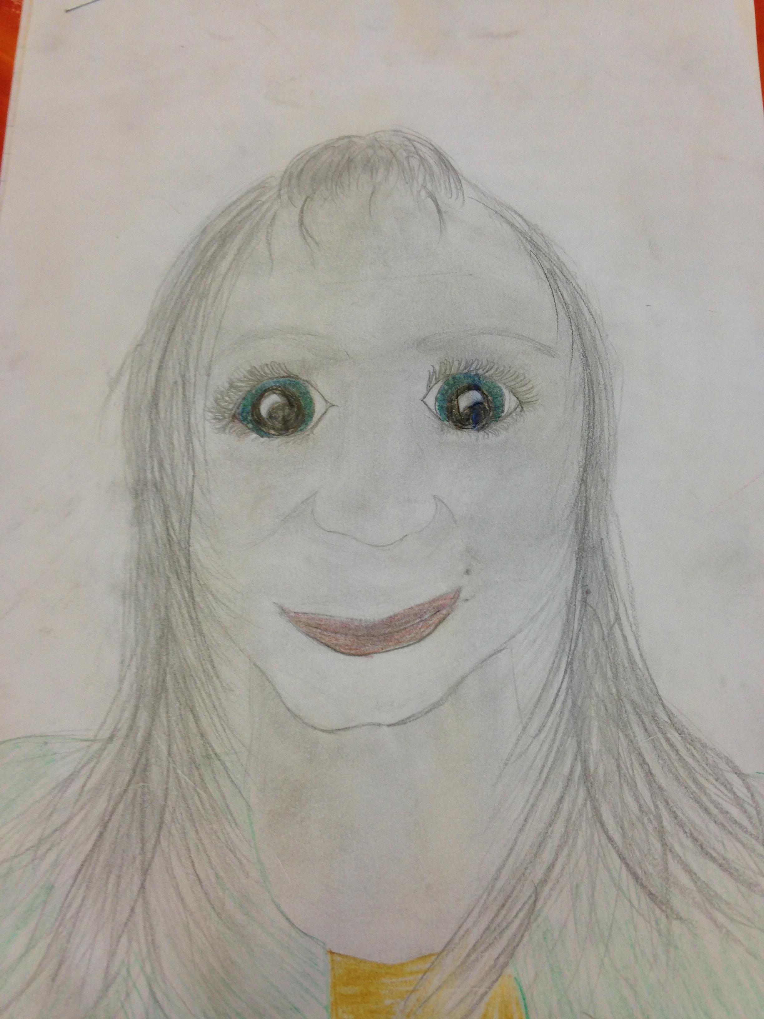 future self portraits