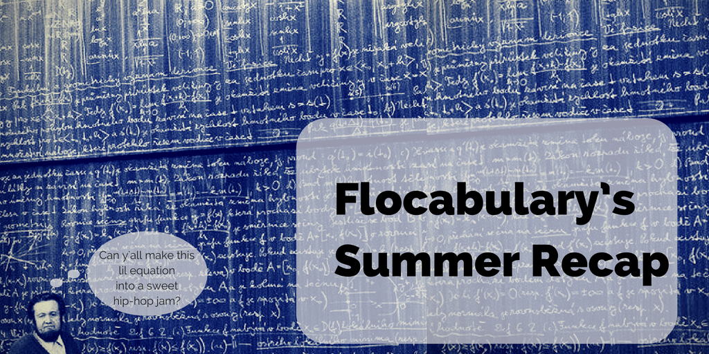 Flocabulary Recap: An Overview On Our Newest Features & Content