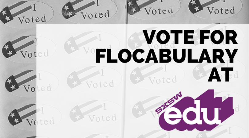 Vote For Flocabulary At SXSWedu!