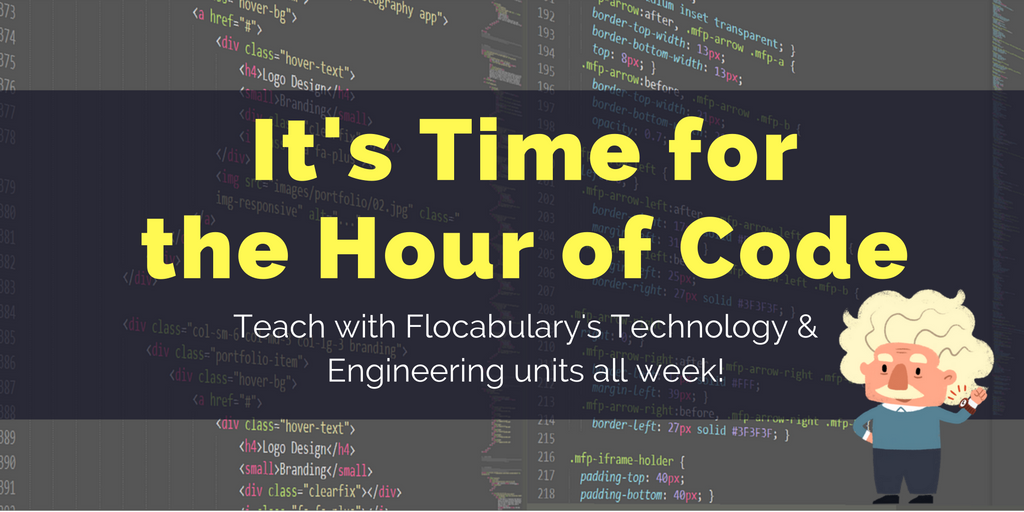 It's Time for the Hour of Code!