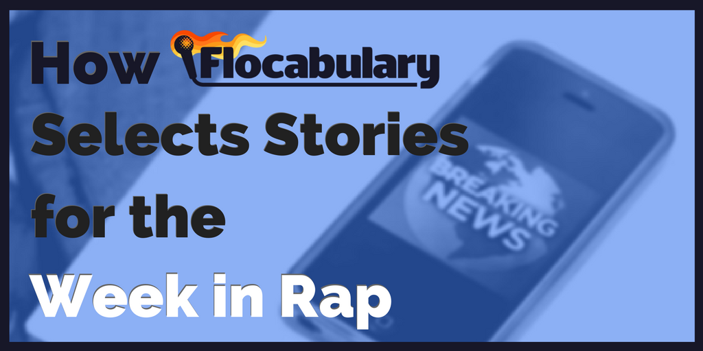How Flocabulary Selects Stories For The Week In Rap