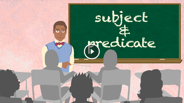 Subject & Predicate - Flocabulary Karaoke Unit