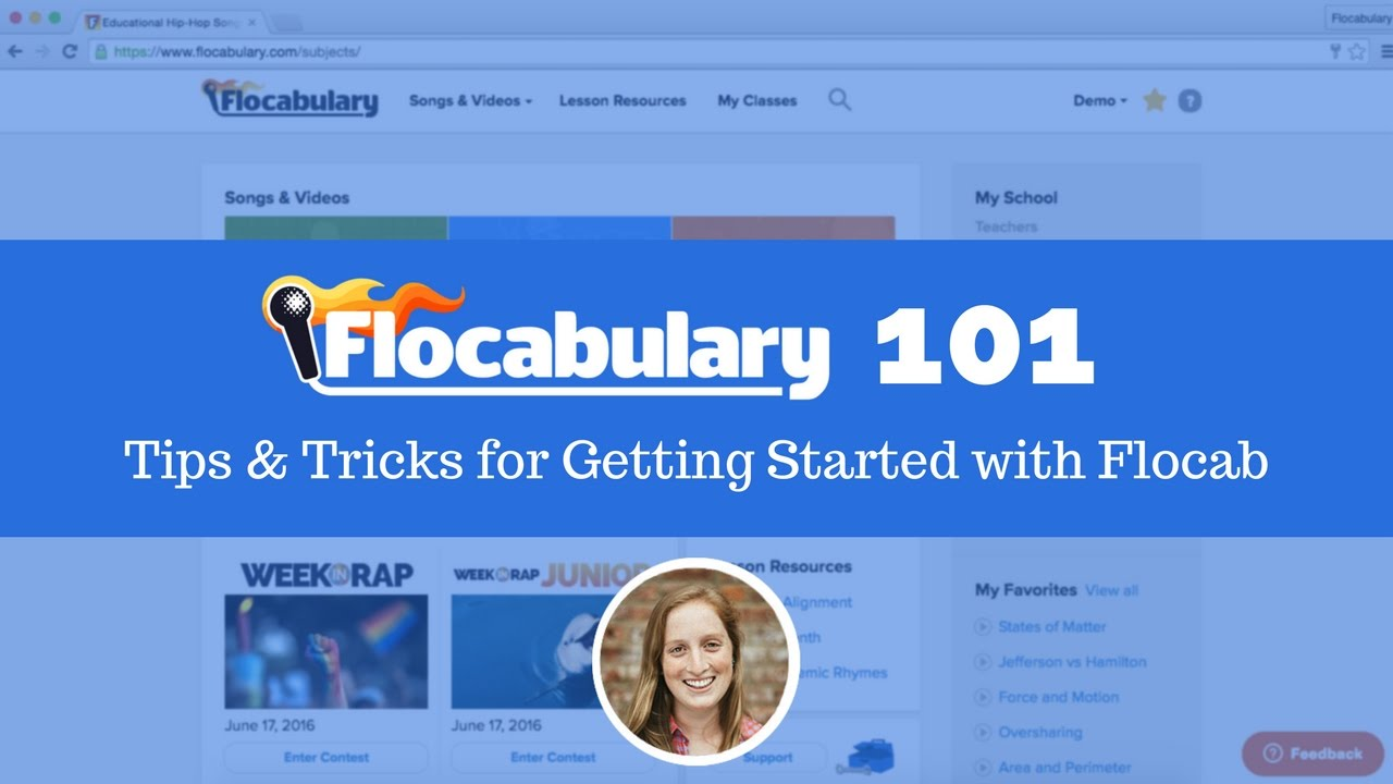 Flocabulary 101 Webinar
