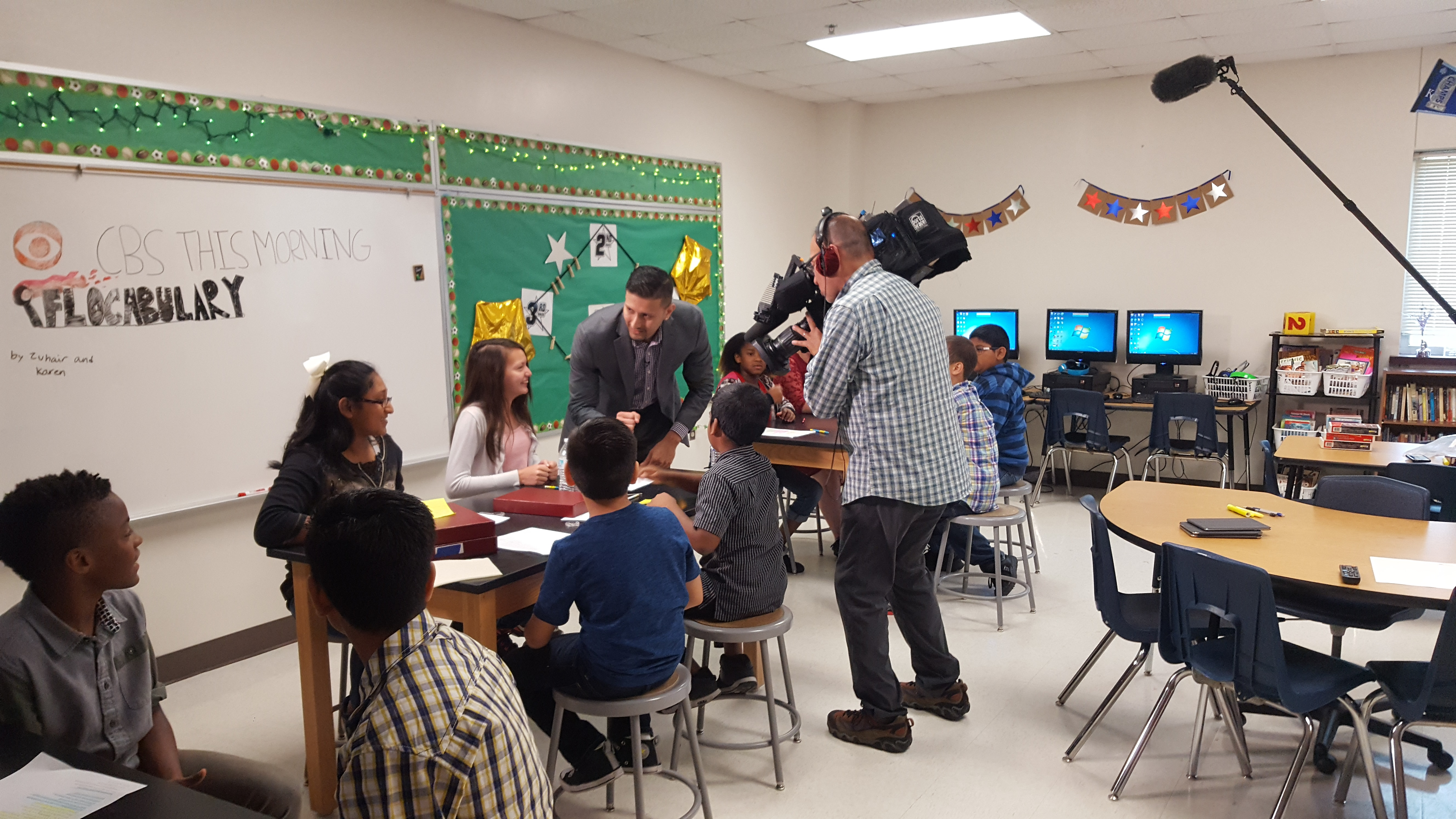 Carver Elementary School in Garland, TX kicked off an amazing parent  engagement program Sept. 1 utilizing the strategies that they had learned  and the ...