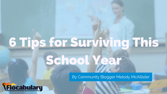 New Year, New You: 6 Tips For Surviving This School Year
