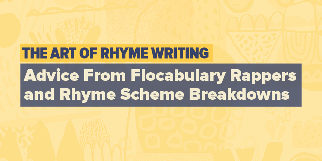 The Art Of Rhyme Writing