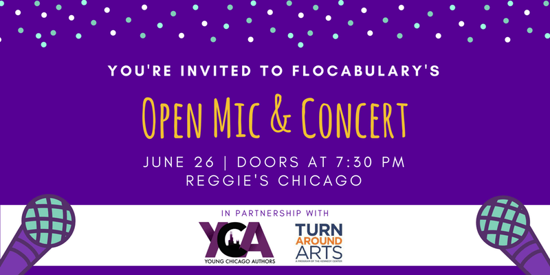 Here's How You Can Share The Stage With Flocab Artists At ISTE 2018