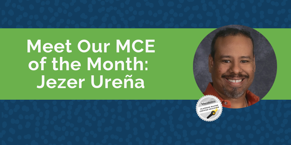 Meet Our MCE Of The Month: Jezer Ureña